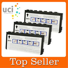 3 x UCI® Ink Cartridge Repalce For Epson Picturemate 100