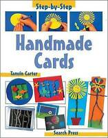 Handmade Cards by Tamsin Carter (Paperback, 2002) Children's Craft Book