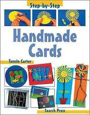 Handmade Cards (Step-by-step Children's Crafts), Carter, Tamsin, New Book