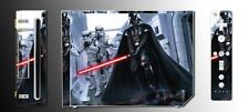 Star Wars Darth Vader Stormtroopers Force Video Game Decal Skin Nintendo Wii
