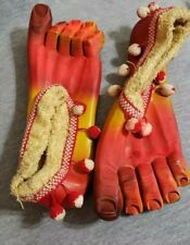 Jumbo Bare Feet Costume Accessory