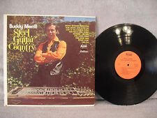 Buddy Merrill, Steel Guitar Country, Accent Records ST 93786, Country