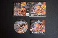 Disneys Aladdin Game PlayStation One PS1 Good Condition Manual Incl UK PAL