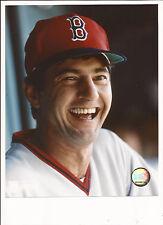 Carl Yastrzemski Unsigned 8 X 10 Photo Boston Red Sox