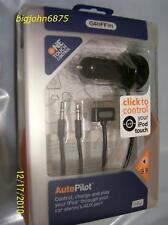 Griffin AutoPilot Car Charger Audio Cable iPhone 3G 3GS