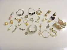 vintage jewelry items repair parts lot earrings components belly dance ats 46999