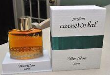 Vintage Revillon Carnet De Bal Pure Parfum-1.0 fl. oz