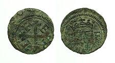 pcc1579_27) Savoia  Emanuele Filiberto (1559 -1580) ½ Quarto di Soldo I Tipo