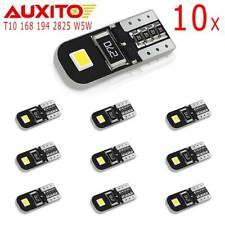 10X 2825 T10 168 921 Interior Map Dome Marker License LED Light Bulb WHITE 12V E