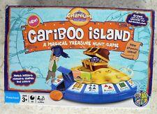 CARIBOO ISLAND Magical Treasure Hunt  - Complete  - EUC Cranium 2004