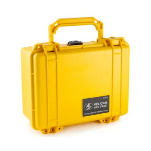 NEW Pelican  1150 Small Case Without Foam - in Black - No Foam - Equipment Cases