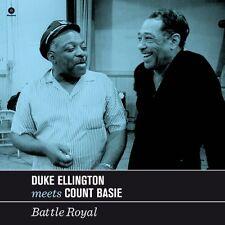 Duke Ellington Meets Count Basie - Battle Royal   LP Vinile WAX TIME RECORDS