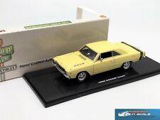 Dodge Dart GTS sunfire yellow 1968 Highway 61 43007 1:43
