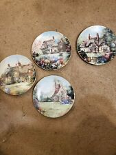 Misty Bell Collectible Plates