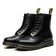New Unisex Men's Women's 1460 Leather Ankle Boots Martin boots Motorcycle shoes