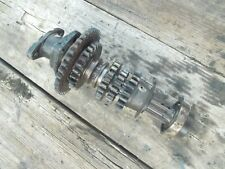 Farmall Sa tractor Ih top upper set transmission drive gear gears + shaft & b