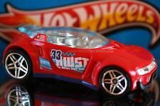 2014 Hot Wheels Track Builder Exclusive High Voltage chrome wheels