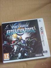 Metroid Prime: Federation Force (Nintendo 3DS)  - NEW & SEALED