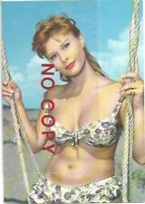 Allasio Marisa, attrice italiana. Cinema, Movies.