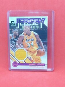 shaquille Oneal jersey series