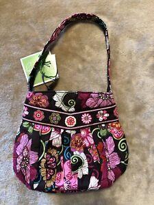 New! Vera Bradley Hannah Mod Floral Pink