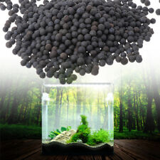 Aquarium Sand Black Beauty Fish Tank Substrate Decoration Ceramsite Stone New