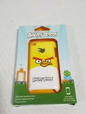 NEW! Gear4 Angry Birds Hard Cover Case Skin for iPod Touch 4th Gen