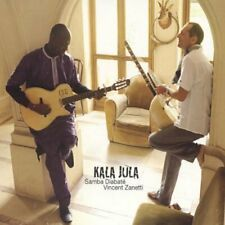 Diabate, Samba/Zanetti, Vinc-Kala Jula (Importación USA) CD NUEVO