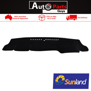 Fits Toyota Camry 11/2017 2018 2019 2020 2021 WITHOUT HUD Black Dashmat*