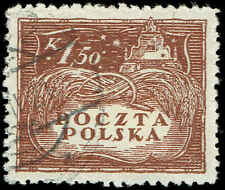 Scott # 129 - 1919 - ' Agriculture ', For Southern Poland
