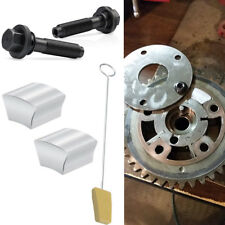 5pc Timing Chain Lock Wedge Tool Cam Phaser Lock Out Bolt Kit For Ford 5.4L 4.6L
