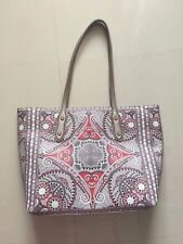 Womens Multi Color David Jones Tote sz XL