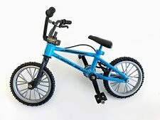 "FIG-BIKE-B: FIGLot 1/12 scale BMX Bicycle for 6"" SHF Figma Action Figures - Blue"