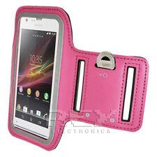 Brazalete Deportivo para IPHONE 5 / 5S / 5G Reflectante Rosa s42
