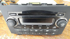 HONDA MP3 Lettore CD Radio da Panasonic Car Stereo Testa Unità (CR-V)