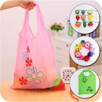 Tote Large Capacity Fruit Handbag Shopping Bags Folding Grocery Reusable Bag