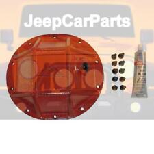 RT20027-HD Differential Cover/Rear Axle;/2005-2010 WK Grand Cherokee