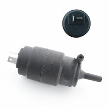 VW Polo 86 Front Single Outlet Windscreen Window Washer Pump