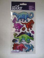 Ek Success Sticko Dino Dimensional Stickers Scrapbook  New