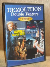 Wanted: Dead or Alive/Death Before Dishonor (DVD, 2007)
