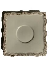 Vintage Pierre Deux Saucer Hand Crafted Earthenware DISCONTINUED