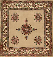Oriental Persian Rug Real Hand-knotted Nr.2932 (267 x 247)cm New