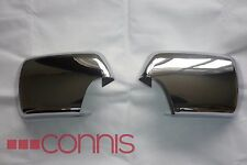 BMW X5 E53 2000-2006 Chrome Side Door Wing Mirror Covers Brand New