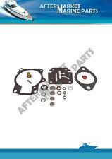 Johnson / Evinrude carb. repair kit rpl: part number #: 392061, 396701, 398729