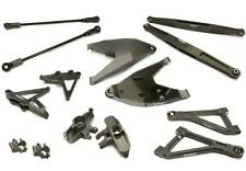 Billet Machined Alloy Suspension Kit for Traxxas 1/7 Unlimited Desert Racer grey