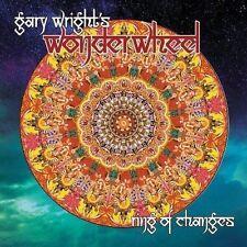 WONDERWHEEL/GARY WRIGHT - RING OF CHANGES (WONDERWHEEL) NEW CD