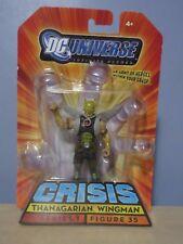DC Universe Crisis Thanagarian Wingman Series 1 Figure (Mattel 2008) NOC