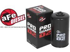 94-03 7.3L Ford Powerstroke Diesel AFE Pro GUARD D2 Oil Filter (3731)