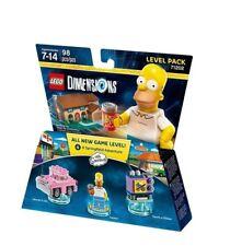 Lego Dimensions - Level Pack - Simpsons (NEU & OVP!)