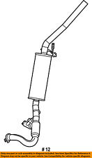 CHRYSLER OEM Exhaust System-Front Pipe 68040250AM